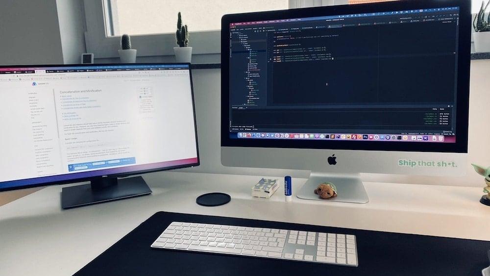 Desk 2020